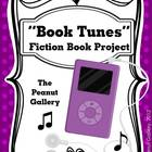 """Book Tunes"" Fiction Book Report/Book Project"