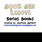 Book labels for Series books