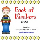 Book of Numbers: Kindergarten K.CC.5