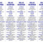 Bookmarks Plus: Silas Marner edition--A Handy Little Reading Aid!