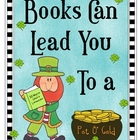Books Can Lead You to A Pot O&#039; Gold...Freebie!