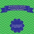 Books Related to Specific Speech-Language Disorders and Ot