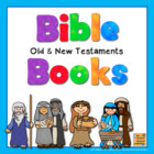 Books of the Bible {Page Protector Printables}