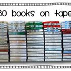 Books on Cassette Tape