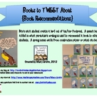 Books to Tweet About- Book Recommendations {Free}