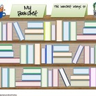 Bookshelf Student Reading Record