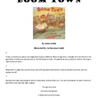 Boom Town Treasures Standarized Test