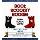 Boot Scootin' Boogie--Noun and Verb
