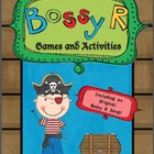 Bossy R Activities and Games:  The /ar/ Sound
