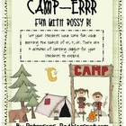 Bossy R: Camp-errr Fun