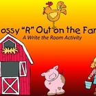 Bossy R On the Farm