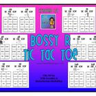Bossy R Tic Tac Toe