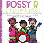 Bossy R and the Diphthongs
