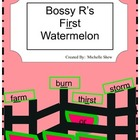 Bossy R&#039;s First Watermelon Farm Sort (ar, or, ir, ur)