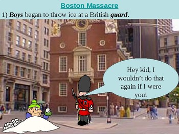 Boston Massacre and Boston Tea Party PowerPoint Presentation