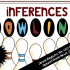 Bowling for Inferences: Speech &amp; Language Therapy