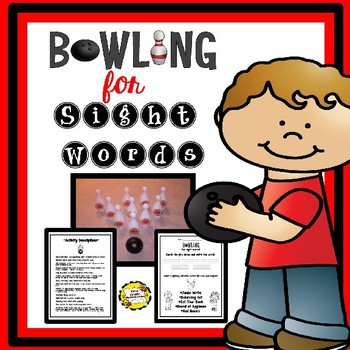 Bowling for Sight Words