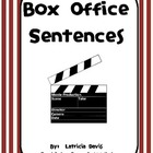 Box Office Sentences: Types of Sentences