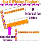 Box and Whisker Plot Flipchart for Promethean Board