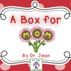Box for Mommy - Mother's Day - Song - Activities - Book