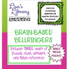 Brain Based BellRingers Bible Trivia Packet - 5-Minute Cla