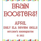 Brain Boosters - April Pack