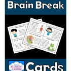 Brain Break Activity Task Cards