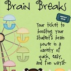 Brain Breaks and Fidgets