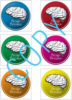 Brain Breaks for Any Classroom