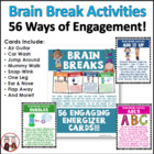 Brain Breaks for the Elementary Classroom