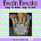 Brain Breaks {quick and fun!}