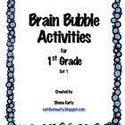Brain Bubble Activities