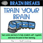 Brain Train! {Task Cards and Journal Prompts To Ignite Learning}