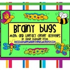 Brainy Bugs: A Literacy and Math Unit