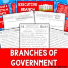 Branches of Government Activities