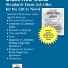 Brave New World Standards Focus Literary Analysis Pack