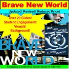 Brave New World, Teaching Lessons PPT