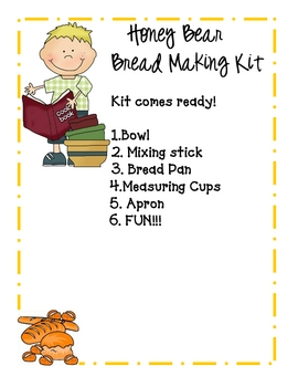 Bread Making Box Kit