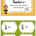 Breaking Apart Numbers - Common Core Math Game - 2nd or 1st Grade