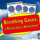 Breathing Gases: A Respiratory Worksheet