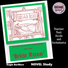 Briar Rose-Jane Yolen Teacher Text Guides &amp; Worksheets
