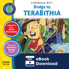 Bridge to Terabithia Gr. 5-6 - Common Core Aligned