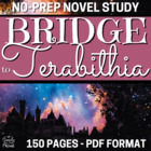 Bridge to Terabithia Literature Guide - Common Core Standa