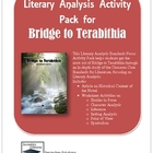 Bridge to Terabithia Standards Focus Literary Analysis Act