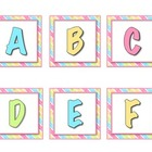 Bright Alphabet Pack