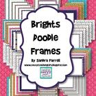 Brights Doodle Frames