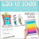 Brilliant Beginnings-Back to School Mega Unit K-2