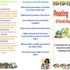 Parent Resource- Reading Tips for Parents Brochure