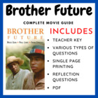 Brother Future (Teacher Created Movie Guide)