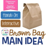 Brown Bag Main Idea